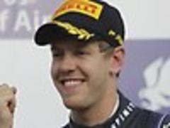 vettel surpasses stewart in bahrain